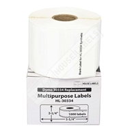 Picture of Dymo - 30334 Multipurpose Labels in Polypropylene (50 Rolls – Shipping Included)