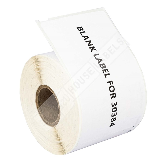 Picture of Dymo - 30384 2-Part Internet Postage Labels (50 Rolls – Shipping Included)