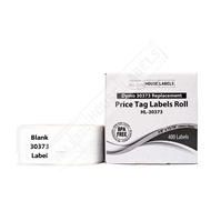 Picture of Dymo - 30373 Rat-tail Style Price Tag Labels (64 Rolls – Shipping Included)