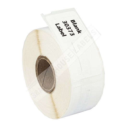 Picture of Dymo - 30373 Rat-tail Style Price Tag Labels (100 Rolls – Shipping Included)