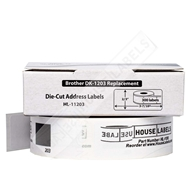 Picture of Brother DK-1203 (21 Rolls – Shipping Included)