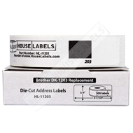 Picture of Brother DK-1203 (55 Rolls – Shipping Included)