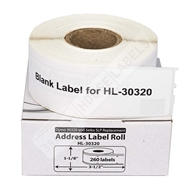 Picture of Dymo - 30320 Address Labels (72 Rolls - Shipping Included)