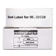 Picture of Dymo - 30320 Address Labels (100 Rolls - Shipping Included)