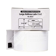 Picture of Dymo - 30321 Address Labels