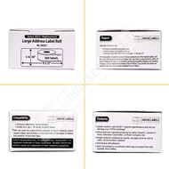 Picture of Dymo - 30321 Address Labels (56 Rolls – Shipping Included)