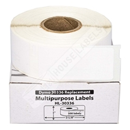 Picture of Dymo - 30336 Multipurpose Labels with Removable Adhesive (44 Rolls – Shipping Included)