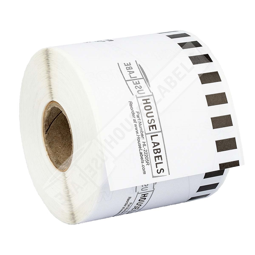 Picture of Brother DK-2205 REMOVABLE (32 Rolls – Shipping Included)