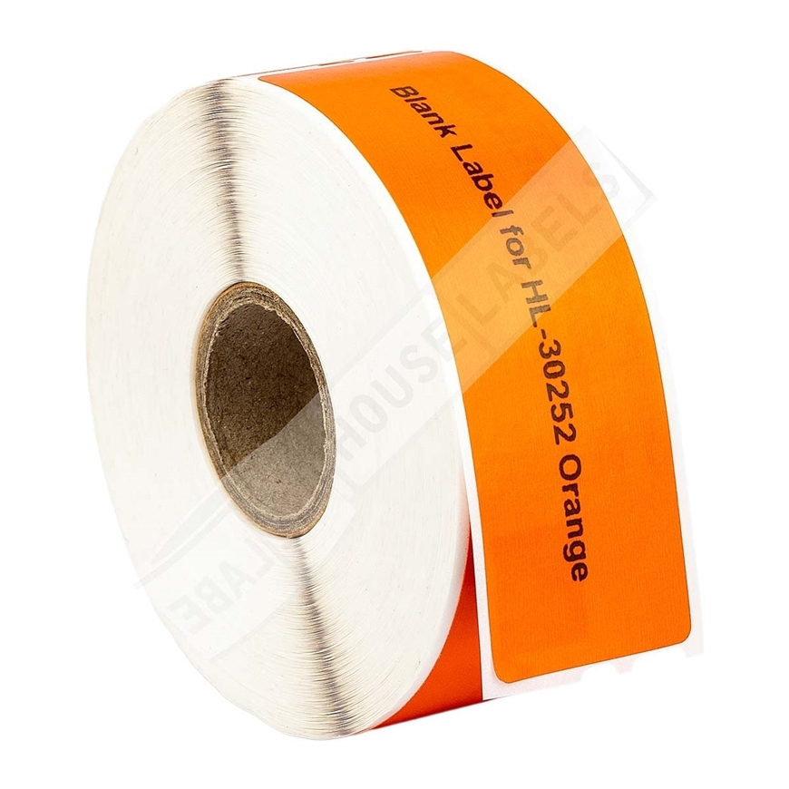Picture of Dymo - 30252 ORANGE Address Labels (100 Rolls - Shipping Included)
