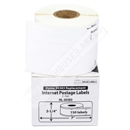 Picture of Dymo - 30383 3-Part Internet Postage Labels (50 Rolls – Shipping Included)