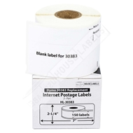 Picture of Dymo - 30383 3-Part Internet Postage Labels (25 Rolls – Shipping Included)