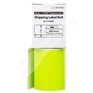Picture of Dymo - 1744907 GREEN Shipping Labels (11 Rolls - Shipping Included)