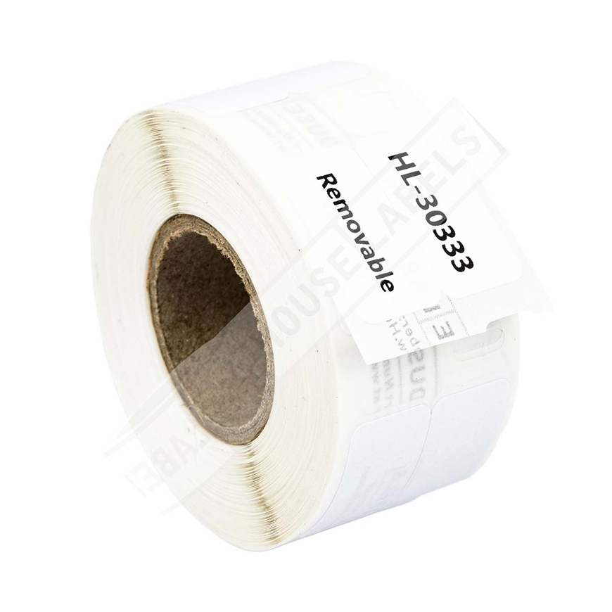 Picture of Dymo - 30333 Multipurpose Labels with Removable Adhesive (4 Rolls – Shipping Included)