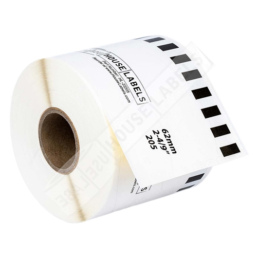 Picture of Brother DK-2205 YELLOW (6 Rolls – Shipping Included)