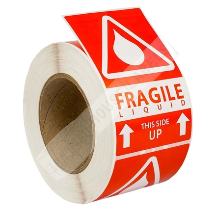 Picture for category Fragile Liquid, This Way Up