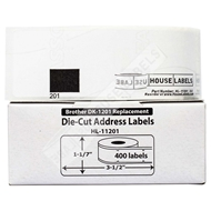 Picture of Brother DK-1201 (12 Rolls + Reusable Cartridge – Shipping Included)