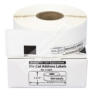 Picture of Brother DK-1201 (48 Rolls + Reusable Cartridge – Shipping Included)
