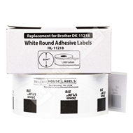 Picture of Brother DK-1218 (100 Rolls + Reusable Cartridge – Shipping Included)