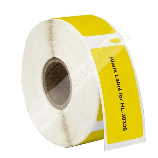 Picture of Dymo - 30336 YELLOW Multipurpose Labels (24 Rolls – Shipping Included)