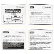 Picture of Dymo - 30256 Shipping Labels (100 Rolls – Shipping Included)