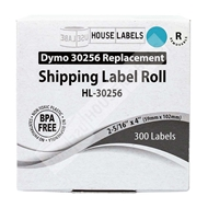 Picture of Dymo - 30256 BLUE Shipping Labels with Removable Adhesive (50 Rolls – Shipping Included)