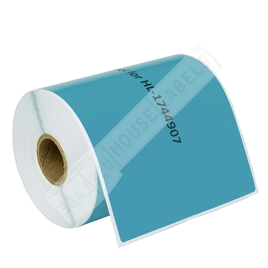 Picture of Dymo - 1744907 BLUE Shipping Labels (4 Rolls - Shipping Included)