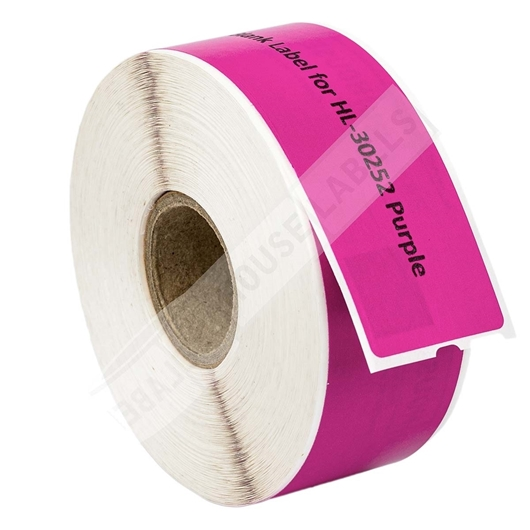 Picture of Dymo - 30252 PURPLE Address Labels (100 Rolls - Shipping Included)