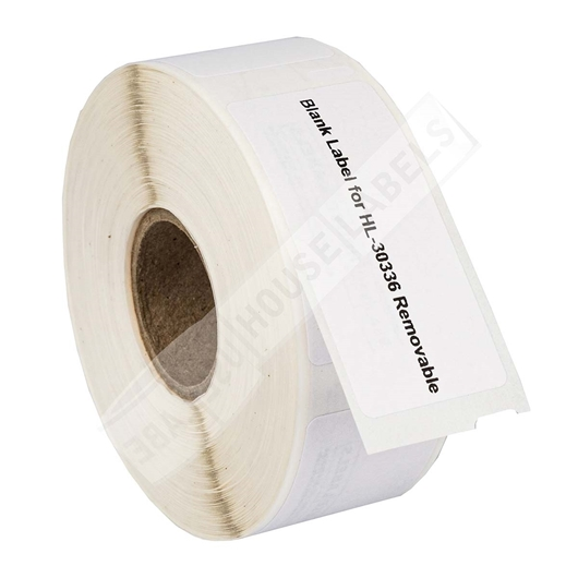 Picture of Dymo - 30336 Multipurpose Labels with Removable Adhesive (50 Rolls – Shipping Included)
