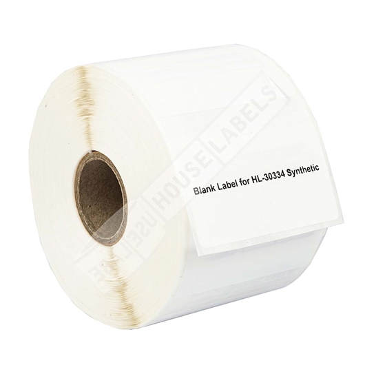 Picture of Dymo - 30334 Multipurpose Labels in Polypropylene (20 Rolls – Shipping Included)