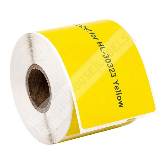 Picture of Dymo - 30323 YELLOW Shipping Labels (15 Rolls – Shipping Included)